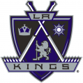 Los Angeles Kings 1998 99-2001 02 Primary Logo decal sticker