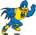 Delaware Blue Hens 1999-Pres Mascot Logo 03 decal sticker
