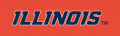 Illinois Fighting Illini 2014-Pres Wordmark Logo 08 decal sticker