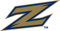 Akron Zips 2002-2013 Alternate Logo 02 decal sticker