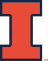 Illinois Fighting Illini 2014-Pres Primary Logo decal sticker