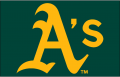 Oakland Athletics 1994-2013 Cap Logo iron on transfer