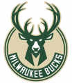 Milwaukee Bucks 2015-16-Pres Primary Logo decal sticker