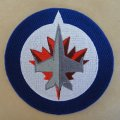 Winnipeg Jets Logo Patch