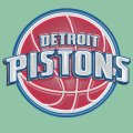 detroit pistons 2006-pres primary plastic effect logo iron on transfer
