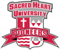 Sacred Heart Pioneers 2004-2012 Primary Logo iron on transfer