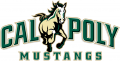 Cal Poly Mustangs 1999-2006 Primary Logo iron on transfer