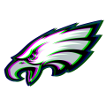 Phantom Philadelphia Eagles logo iron on transfer