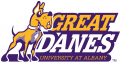 Albany Great Danes 2001-2007 Primary Logo decal sticker