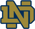Notre Dame Fighting Irish 1994-Pres Alternate Logo 11 decal sticker