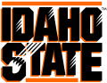 Idaho State Bengals 1997-2018 Wordmark Logo 07 iron on transfer