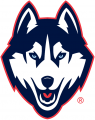 UConn Huskies 2013-Pres Partial Logo decal sticker