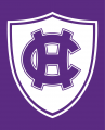 Holy Cross Crusaders 2014-Pres Secondary Logo 02 decal sticker