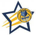 Memphis Grizzlies Basketball Goal Star decal sticker