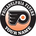 Philadelphia Flyers iron on transfer