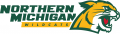 Northern Michigan Wildcats 2016-Pres Alternate Logo 03 decal sticker