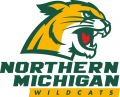 Northern Michigan Wildcats 2016-Pres Primary Logo decal sticker