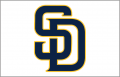 San Diego Padres 2016 Jersey Logo decal sticker