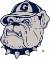 Georgetown Hoyas 1978-1995 Secondary Logo decal sticker