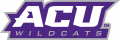 Abilene Christian Wildcats 2013-Pres Wordmark Logo 02 decal sticker