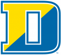 Delaware Blue Hens 2009-Pres Alternate Logo 03 decal sticker
