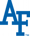 Air Force Falcons 1963-2003 Alternate Logo decal sticker
