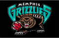 Memphis Grizzlies 2001-2004 Primary Dark Logo decal sticker