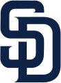 San Diego Padres 2015-2019 Primary Logo decal sticker