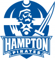 Hampton Pirates 2007-Pres Primary Logo iron on transfer