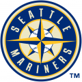 Seattle Mariners 2015-Pres Alternate Logo decal sticker