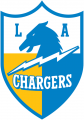 Los Angeles Chargers 2018-Pres Alternate Logo decal sticker