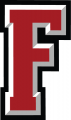 Fordham Rams 2001-2007 Secondary Logo decal sticker