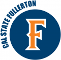 Cal State Fullerton Titans 1992-Pres Alternate Logo 05 decal sticker