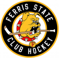 Ferris State Bulldogs 2011-Pres Misc Logo decal sticker