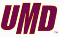 Minnesota-Duluth Bulldogs 2000-Pres Wordmark Logo decal sticker