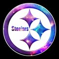 galaxy pittsburgh steelers iron on stickers