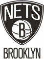 Brooklyn Nets 2013-Pres Primary Logo iron on transfer