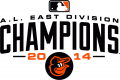Baltimore Orioles 2014 Champion Logo iron on transfer