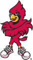 Louisville Cardinals 2013-Pres Mascot Logo iron on transfer