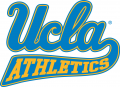 UCLA Bruins 1996-Pres Alternate Logo 03 decal sticker