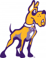 Albany Great Danes 2008-Pres Alternate Logo 0 0 02 decal sticker