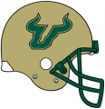 South Florida Bulls 2003-Pres Helmet iron on transfer