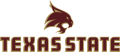 Texas State Bobcats 2008-Pres Secondary Logo iron on transfer