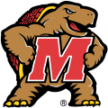 I-M_Maryland Terrapins 2012-Pres Secondary Logo decal sticker