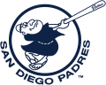 San Diego Padres 2012-2019 Alternate Logo 01 decal sticker
