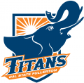 Cal State Fullerton Titans 2009-Pres Alternate Logo decal sticker