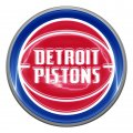 detroit pistons crystal logo decal sticker