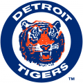 Detroit Tigers 1964-1993 Primary Logo decal sticker