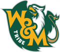 William and Mary Tribe 2018-Pres Primary Logo iron on transfer