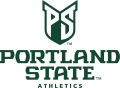 Portland State Vikings 2016-Pres Alternate Logo 01 decal sticker
